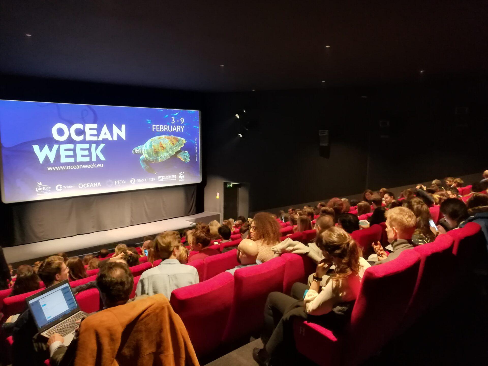 OceanWeek screening